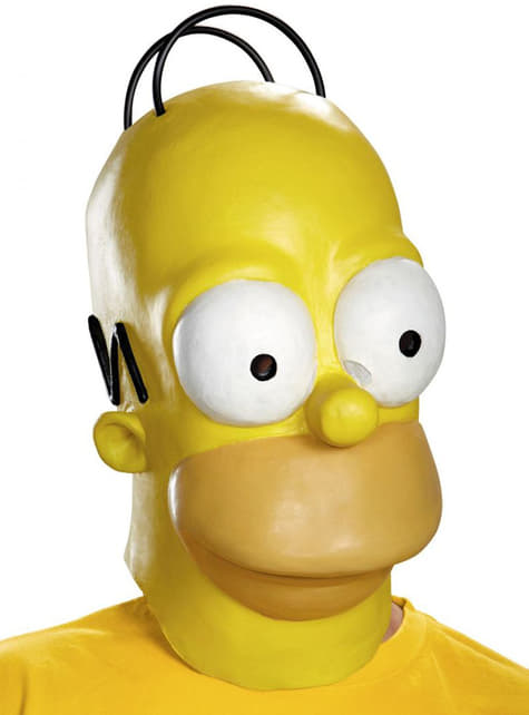 Disguise The Simpsons Homer Pie Man Adult Costume