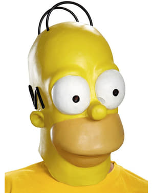 Home Simpson Mask