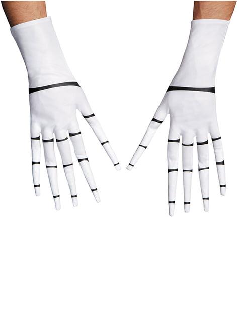 Adults Jack Skellington The Nightmare Before Christmas Gloves