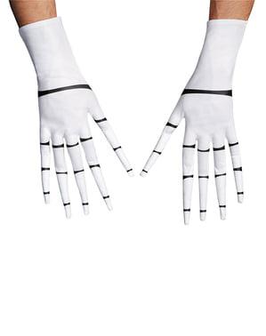 Rukavice pro dospělé ruce Jacka Skellingtona Ukradené Vánoce