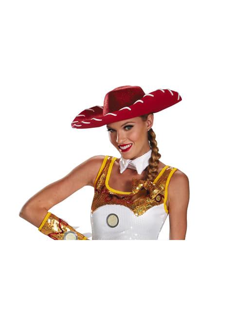 Chapéu e laço para o cabelo de Jessie Toy Story para mulher