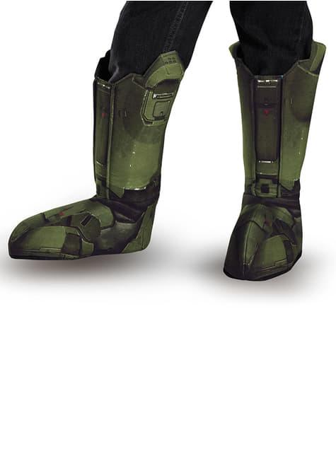 Boot covers Master Chief Halo voor volwassenen