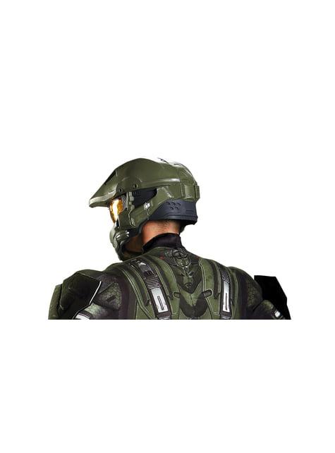 Capacete de Master Chief Halo para adulto