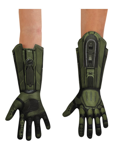 Halo Master Chief deluxe handsker til voksne