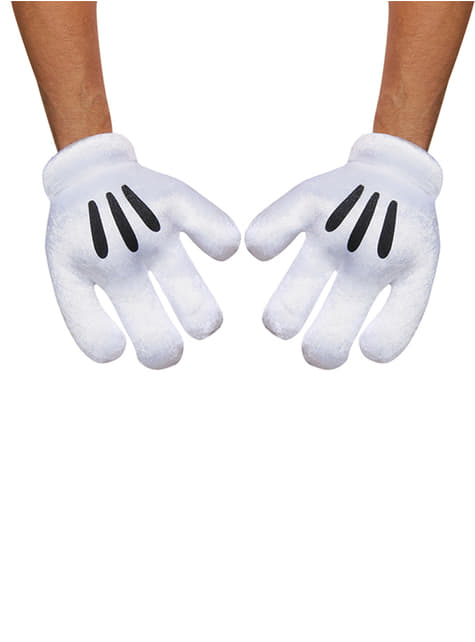 Adults Mickey Mouse Gloves