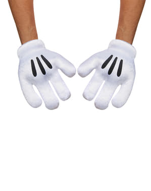 Gants Mickey Mouse adulte