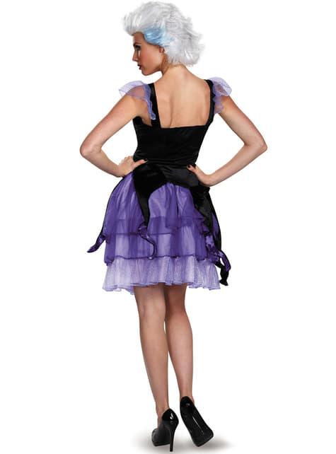 महिला उर्सुला लिटिल मरमेड डीलक्स पोशाक