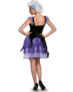 Womens Ursula The Little Mermaid Deluxe costume