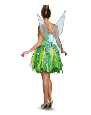 Womens Tinkerbell Costume