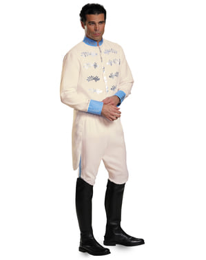 Disfraz de Príncipe Kit Cenicienta para adulto
