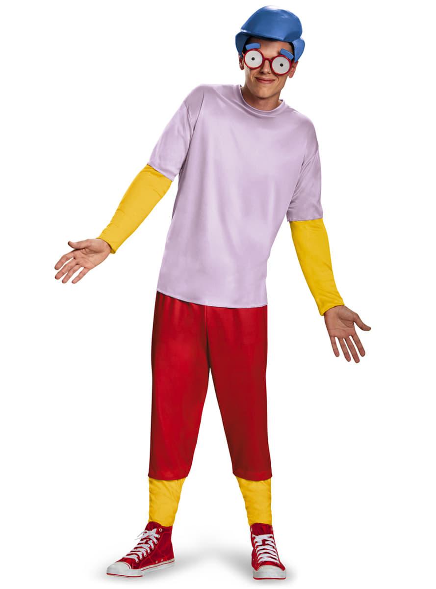 Costume milhouse les simpson homme les plus amusants funidelia - Bart et milhouse ...