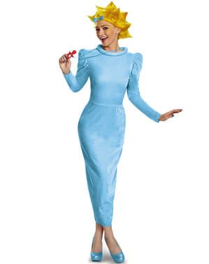 Costume Maggie I Simpson donna