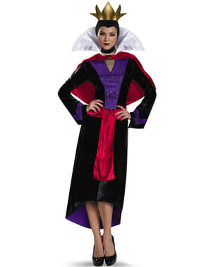 Womens Queen Grimhilde Snow White Costume