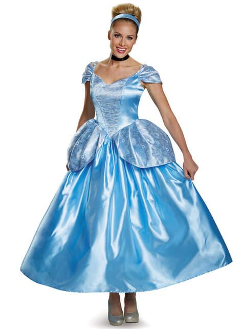 Womens Cinderella Prestige Costume