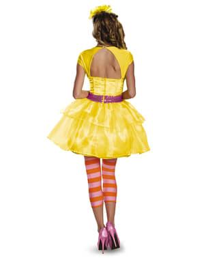 Vestito da Gallina Caponata Sesame Street da donna