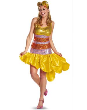 Γυναικεία φόρεμα φορεμάτων φορεμάτων φορεμάτων μεγάλων πουλιών σουσάμι