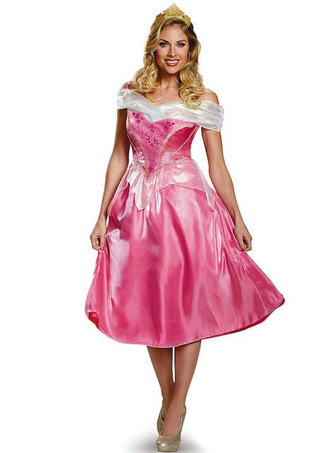 Doornroosje kostuum voor vrouwen