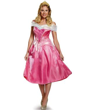 Costume della Bella Addormentata per donna