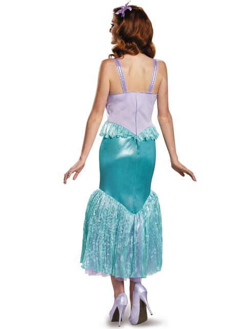 Disfraz de Ariel La Sirenita deluxe para mujer - mujer