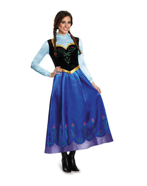 Frozen Anna prestige, naisten as