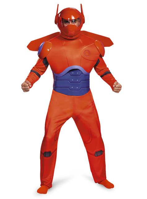 Big Hero 6 Baymax kostume til voksne