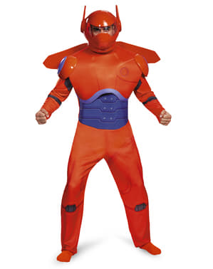 Adults Baymax Big Hero 6 Costume