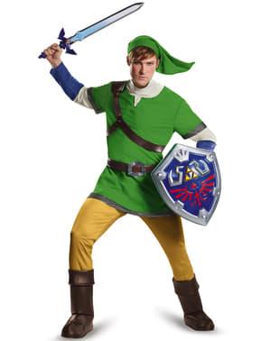 Дорослі Посилання Легенда про Zelda Deluxe костюм
