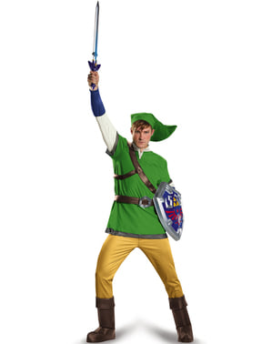 תלבושות קישור דלוקס - The Legend of Zelda