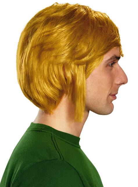 Peluca de Link de La leyenda de Zelda para adulto - para tu disfraz