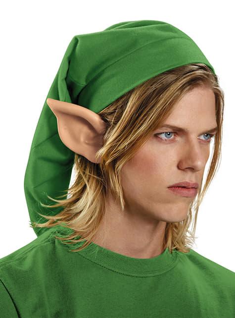 Orejas hylianas de Link de La leyenda de Zelda para adulto