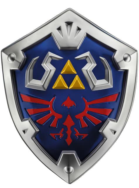 Escudo de Link de La leyenda de Zelda para adulto