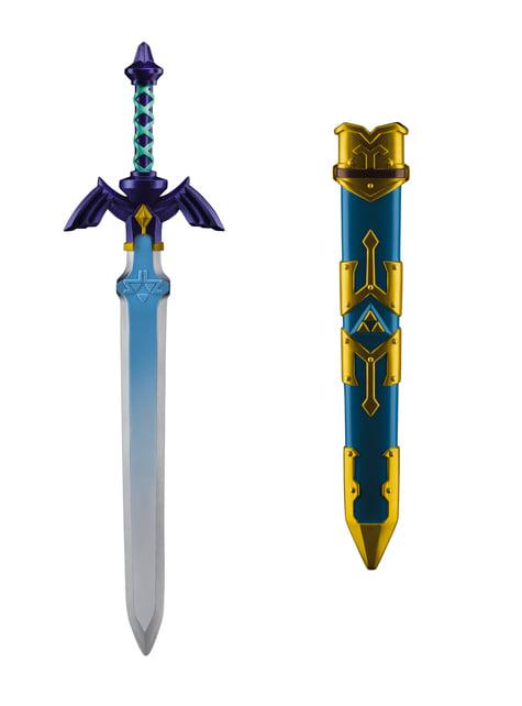 Espada de Link de Legend of Zelda para adulto