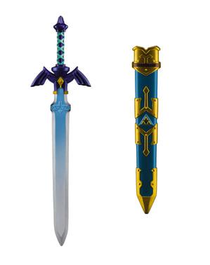 Espada de Link de La leyenda de Zelda para adulto