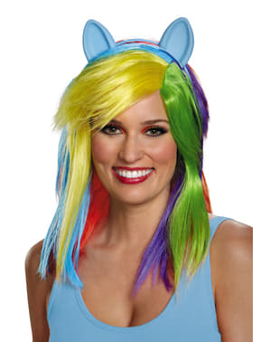 Rainbow Dash My Little Pony Ears