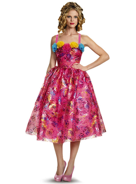 Womens Anastasia Cinderella Deluxe Costume