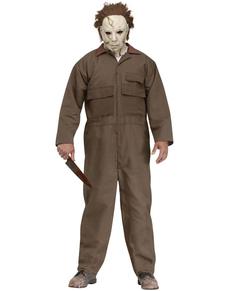 Disfraz de Michael Myers Rob Zombie para hombre