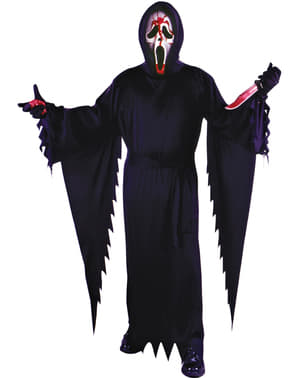 Bloody Ghostface costume for men - Scream