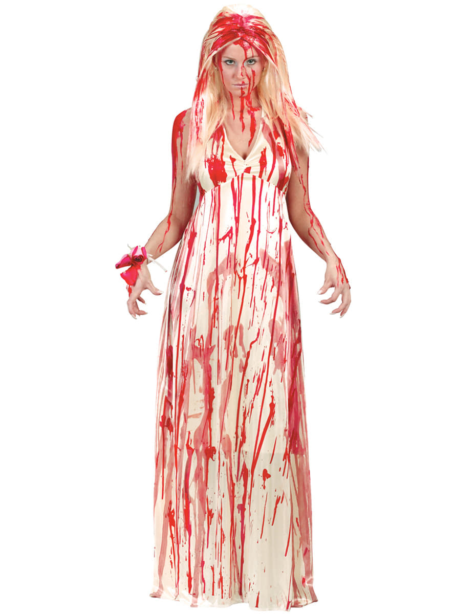 Disfraz de Reina del baile del terror para mujer | Funidelia