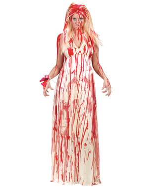 Costume Reginetta del ballo horror donna