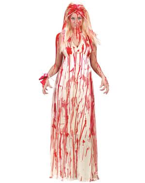 Disfraz de Reina del baile del terror para mujer