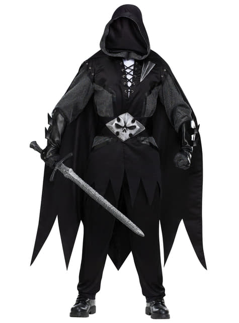 Mens King of Darkness Costume