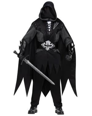 Fato rei da escuridão para homem