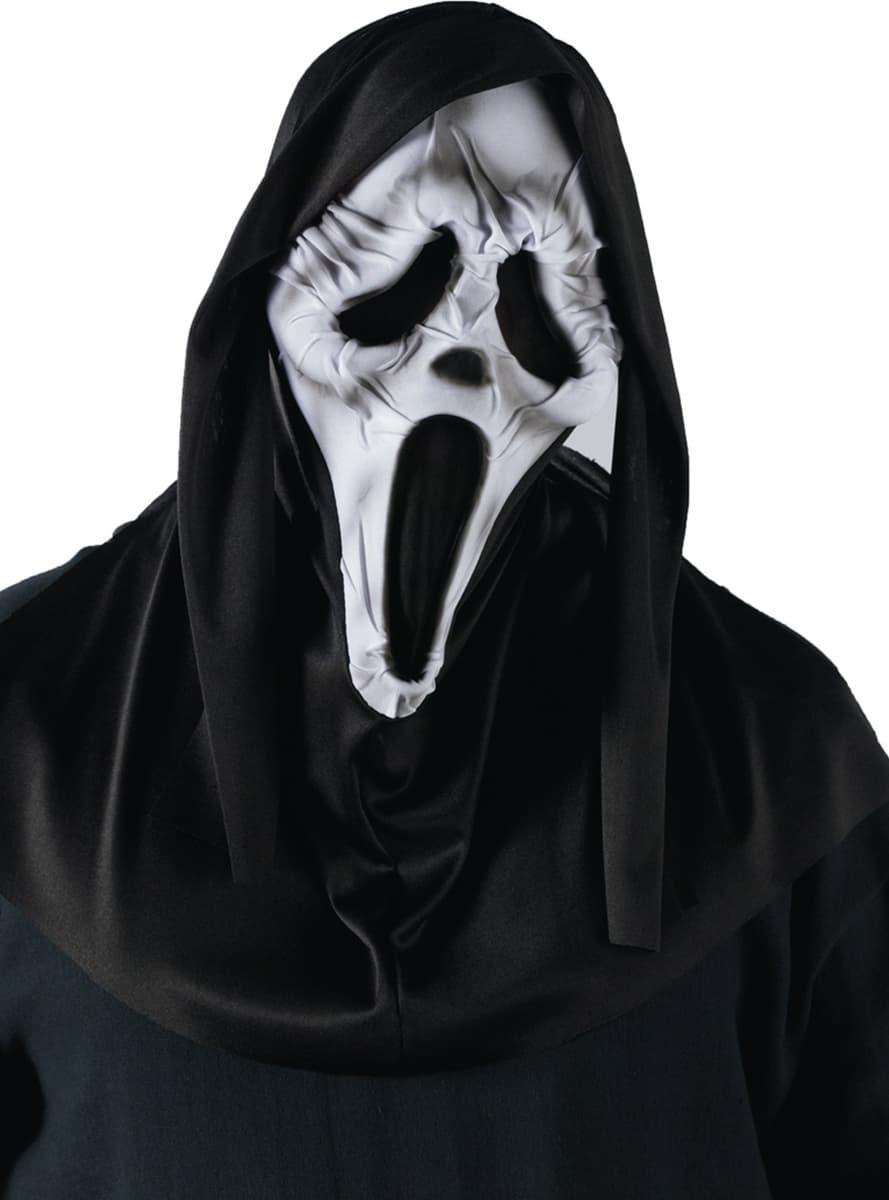 mummified scream mask  the coolest