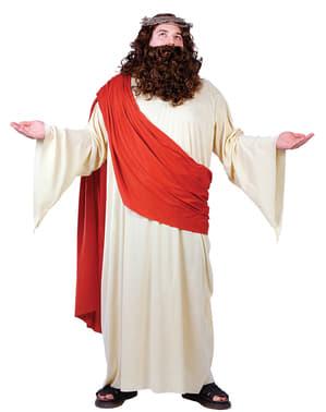 Mesias Kostüm für Herren große Größe