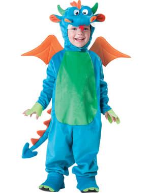 Fato de dragão para menino