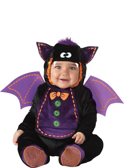 Strój nietoperz Halloween dla niemowląt