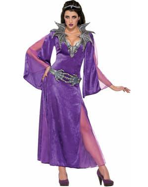 Koningin de draken Kostuum voor vrouw