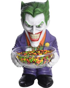 Joker cukorka tál tartó
