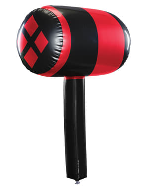 Inflatable Harley Quinn Batman Mallet