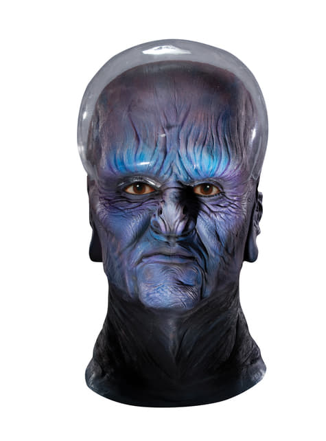 Máscara de Ganthet Linterna Verde deluxe para adulto